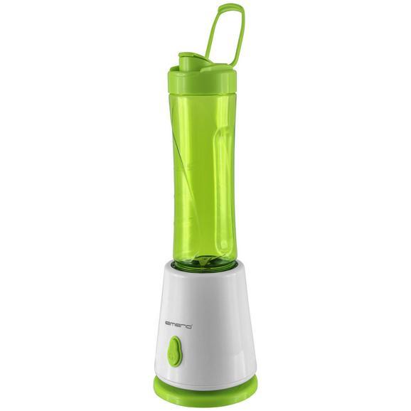 Smoothie Maker Rosi - zelena/bela, kovina/umetna masa (11,8/11,8/37,6cm)