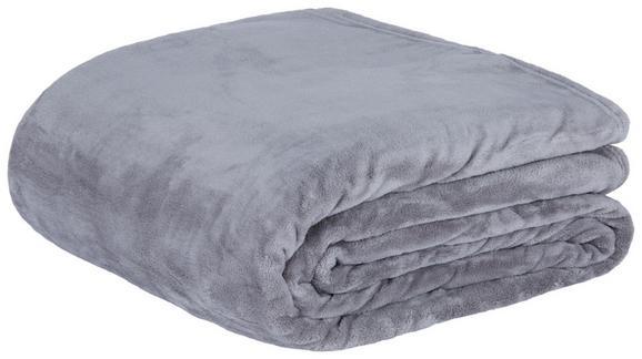 Mehka Odeja Michael Xxl - siva, tekstil (220/240cm)
