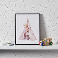 Bild Tiertipi ca. 40x50x2,5 cm - Multicolor/Schwarz, MODERN, Holzwerkstoff/Kunststoff (40/50/2,5cm) - Bessagi Home