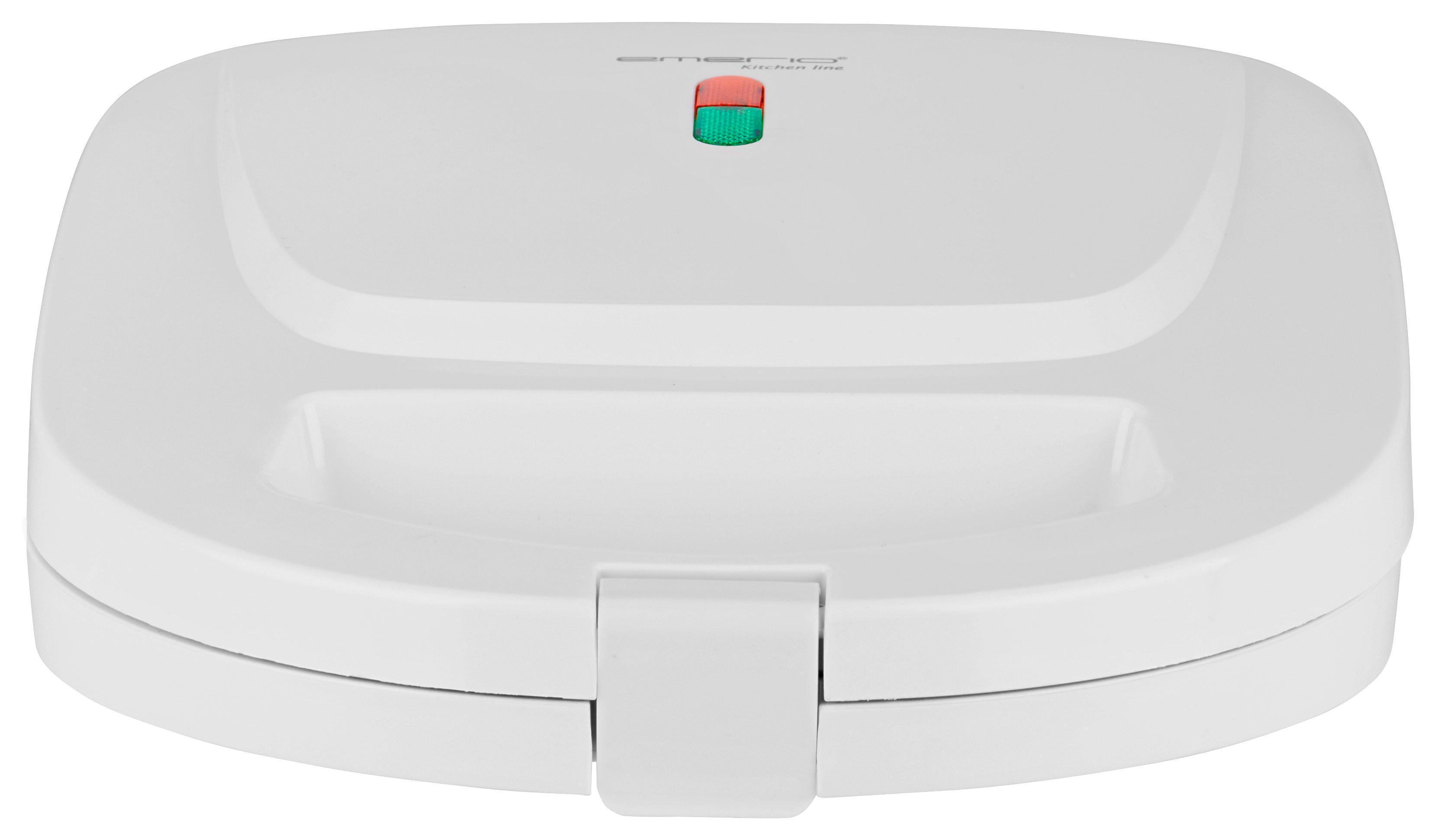 Sandwichtoaster Bernd - Weiß, Kunststoff/Metall (25/9,8/23,5cm)