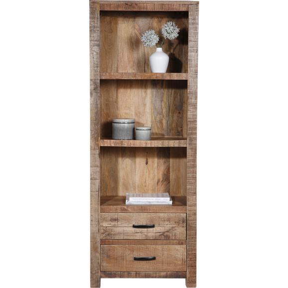 Etajeră Industry - culoare natur, Lifestyle, lemn (67/180/42cm) - Zandiara