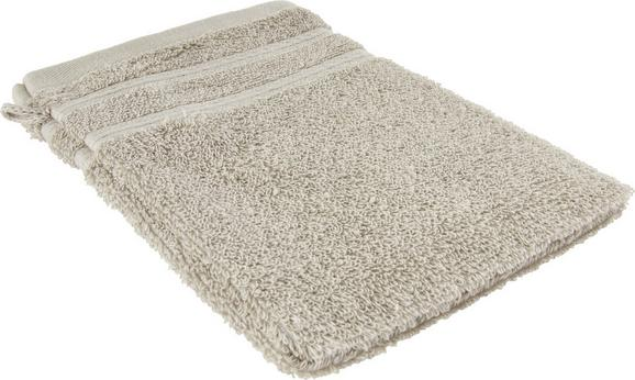 Rokavica Za Umivanje Melanie - siva, tekstil (16/21cm) - Mömax modern living