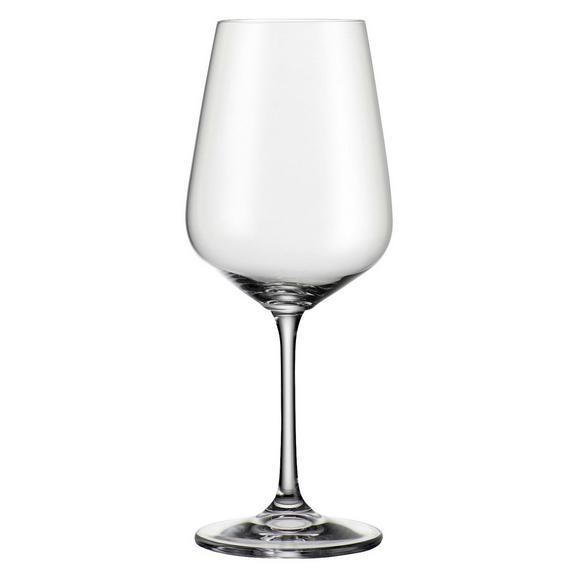 Kozarec Za Rdeče Vino Norma - prozorna, Moderno, steklo (0,48l) - Bohemia