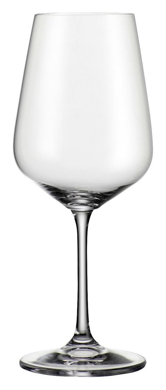 Rotweinglas Norma ca. 480ml - Klar, MODERN, Glas (0,48l) - Bohemia