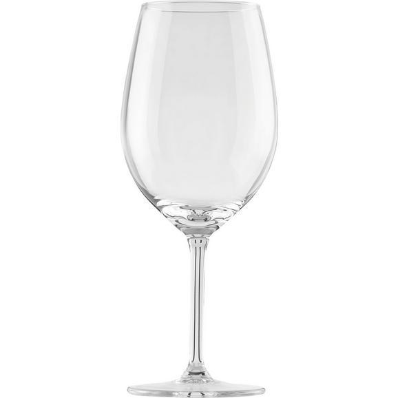 Kozarec Za Rdeče Vino Esther - prozorna, Basics, steklo (8,9/21,9cm) - Mömax modern living