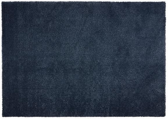 Taftana Preproga Sevillia 1 - temno modra, Trendi (80/150cm) - Mömax modern living