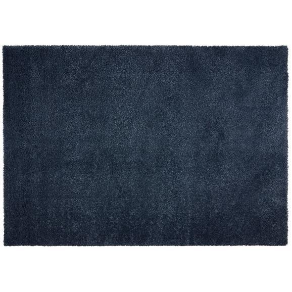 Taftana Preproga Sevillia 3 - temno modra, Trendi, tekstil (120/170cm) - Mömax modern living