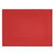 Fürdőszobaszőnyeg Vossen New Generation - Piros, Textil (50/70cm)