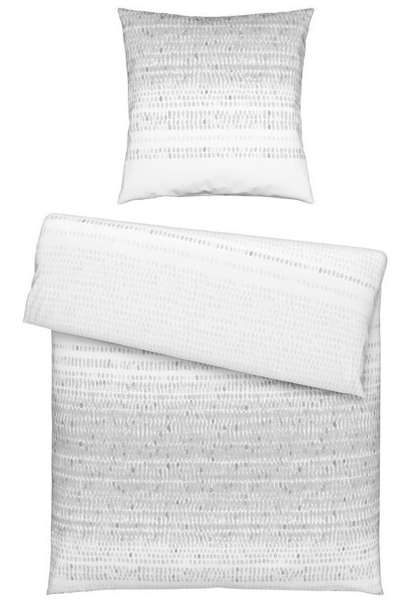 Bettwäsche Daniella in Grau, ca.135x200cm - Grau, LIFESTYLE, Textil (135/200cm) - Mömax modern living