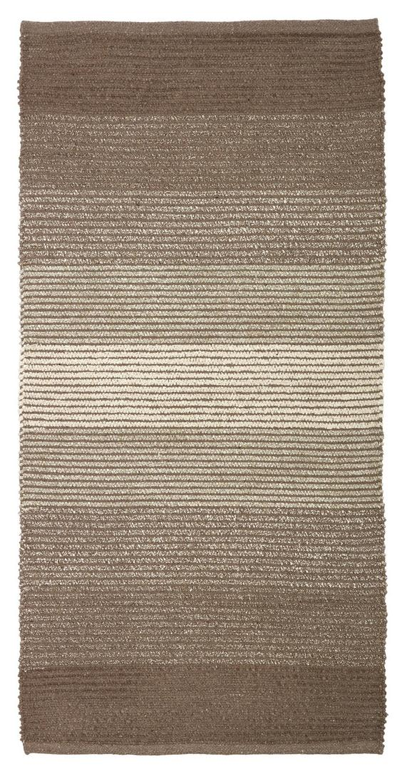 Rongyszőnyeg Malto - Bézs, modern, Textil (100/150cm) - Mömax modern living