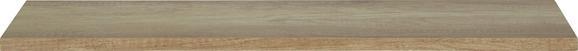Wandboard in Eiche - Eichefarben, Holz (80/1,8/25cm) - Mömax modern living