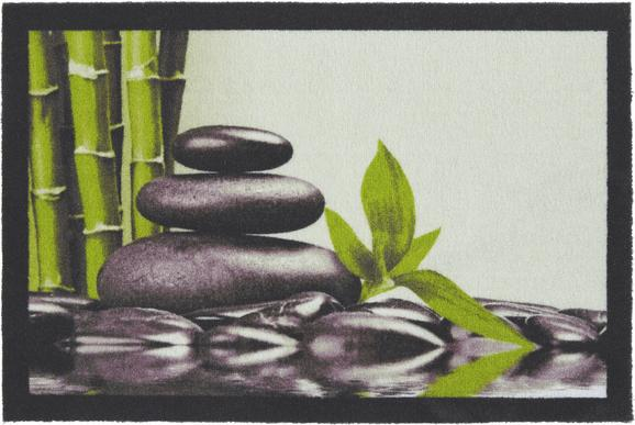 Fußmatte Zen - KONVENTIONELL, Textil (40/60cm) - MÖMAX modern living