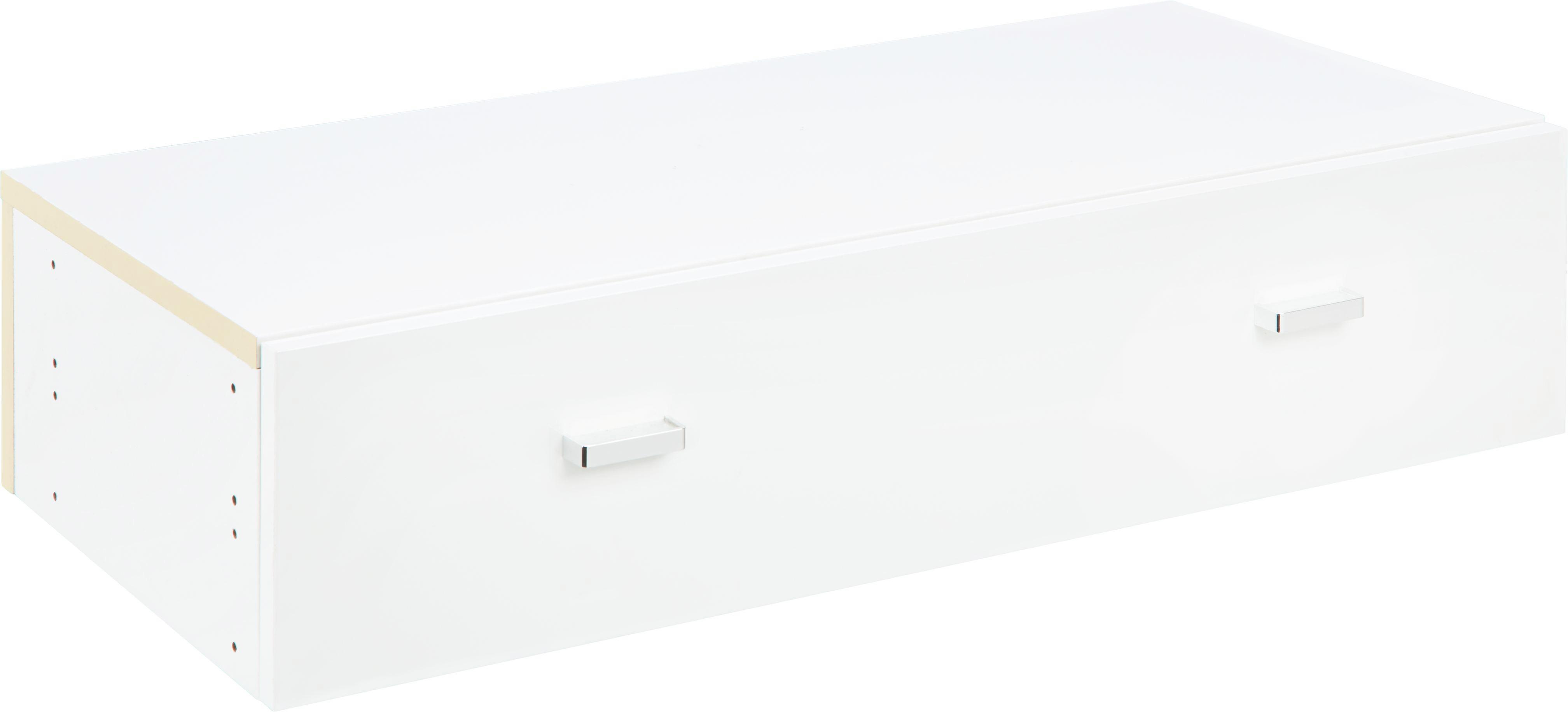 Predal Space Bel Vs - bela, Moderno, les (74/17/33cm)