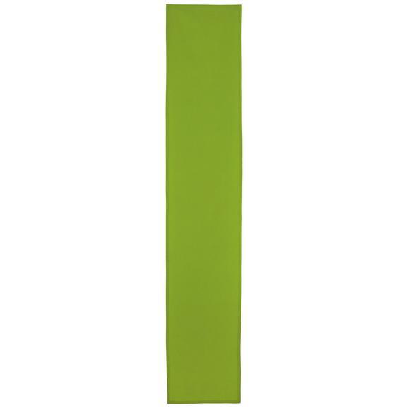 Tischläufer Steffi Grün - Grün, Textil (45/240cm) - Mömax modern living