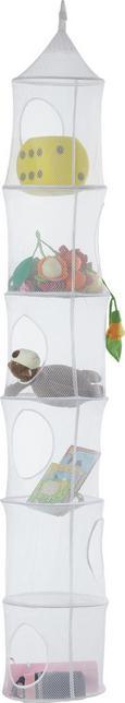 Škatla Za Shranjevanje Kampy - bela, Moderno, umetna masa (30/180cm) - Mömax modern living