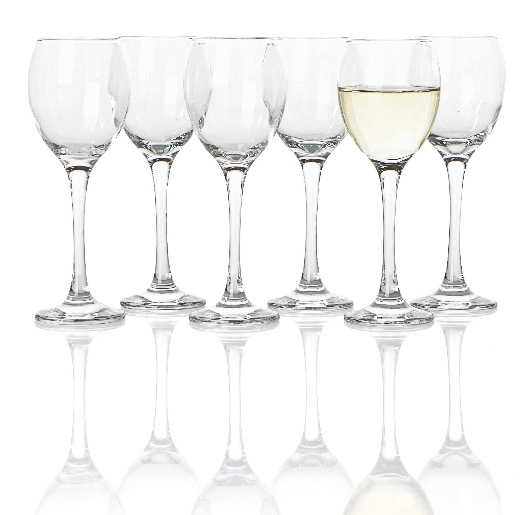"""Weißweinglas """"sarah"""" - Klar, KONVENTIONELL, Glas - HOMEWARE"""