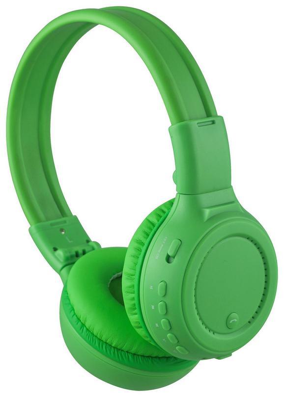Slušalke Edo - zelena, umetna masa (16/9,5/20cm) - Mömax modern living