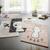 Kinderteppich Bunny in Rosa ca. 80x150cm - Rosa, Basics, Textil (80/150cm) - Mömax modern living