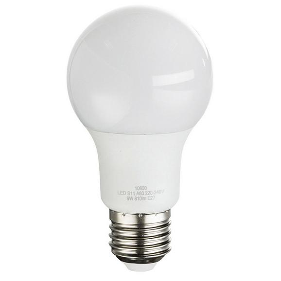 Led-žarnica 10600c - kovina/umetna masa (6/11cm)