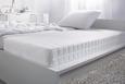 Vzmetnica Flex - bela, Konvencionalno, tekstil (90/200cm) - Nadana