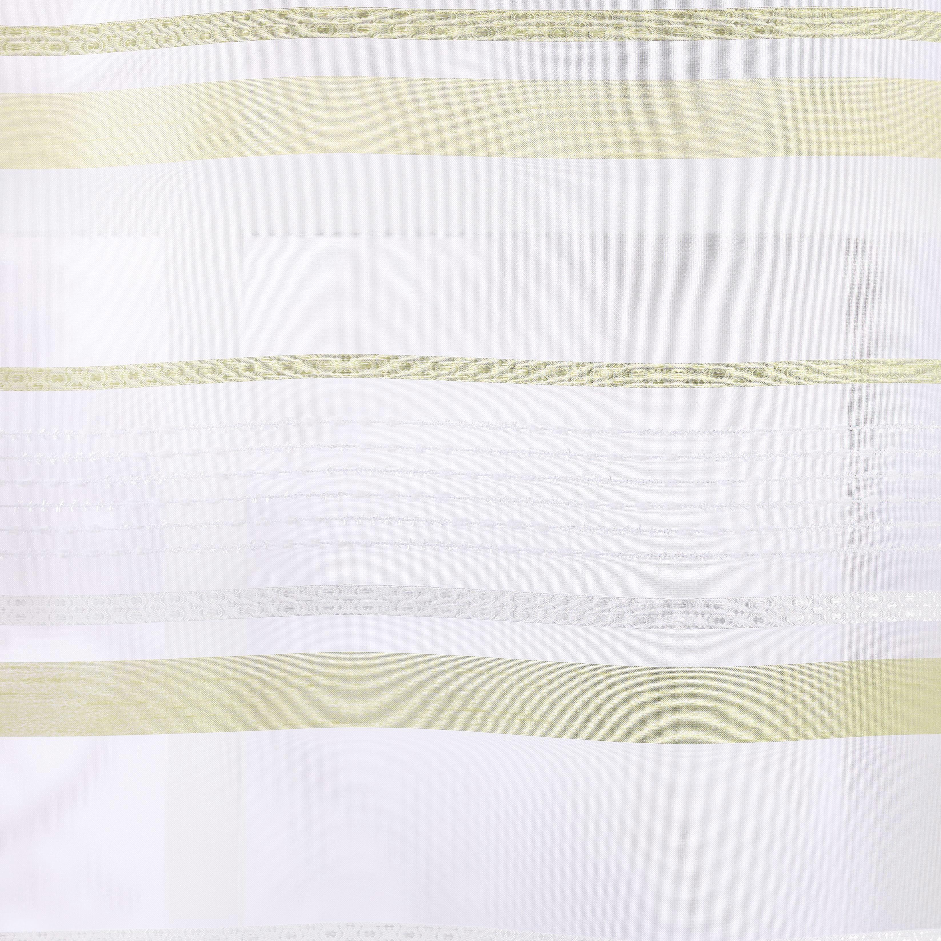 Schlaufenvorhang Adele in Grün, ca. 140x245cm - Grün, KONVENTIONELL, Textil (140/245cm) - MÖMAX modern living