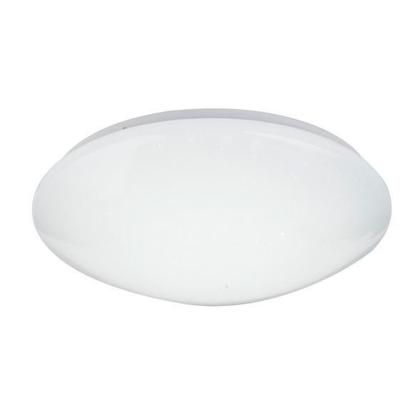 LED-Deckenleuchte Starlight in Weiß max. 12 Watt - Weiß, Kunststoff (29/9cm)