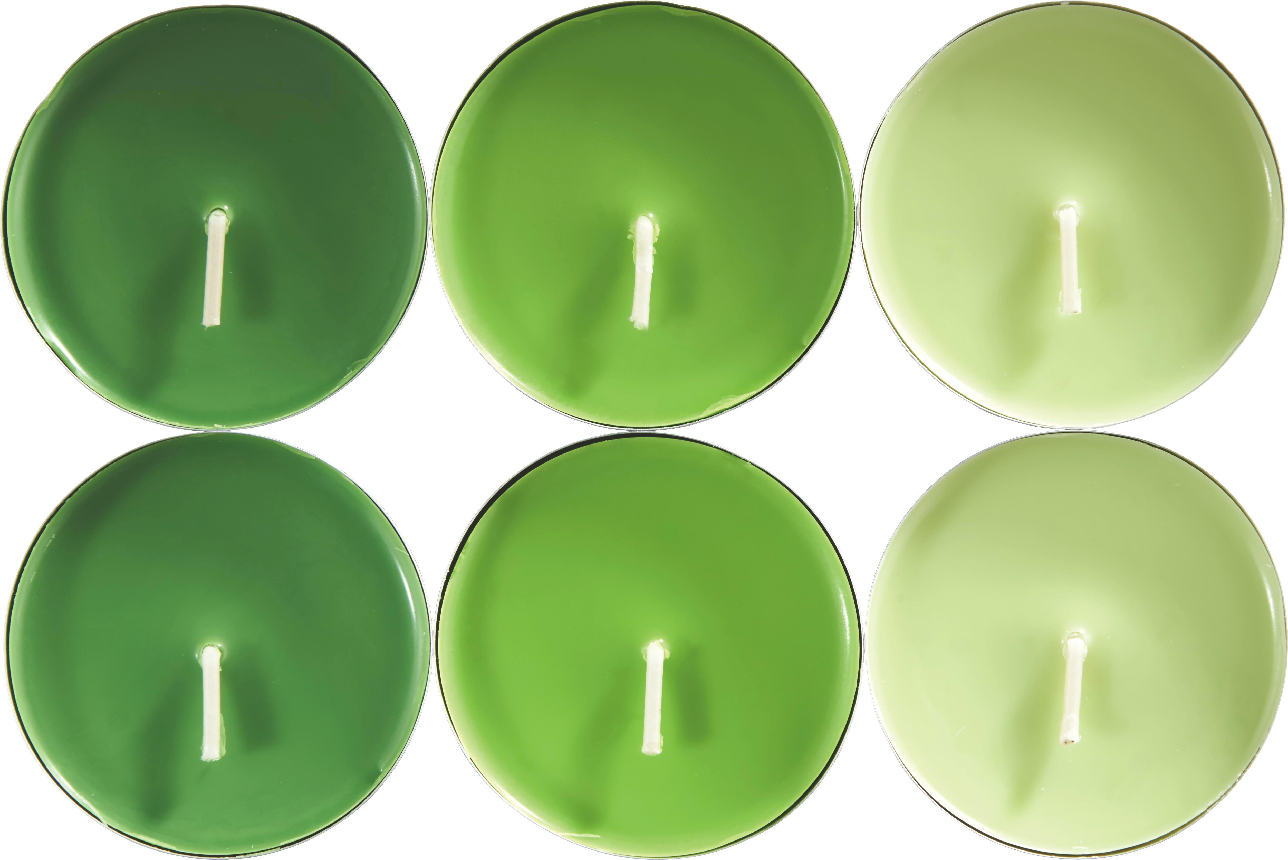 Teamécses 6db/csomag - alu színű/barna, fém (5,9/2,4cm) - MÖMAX modern living