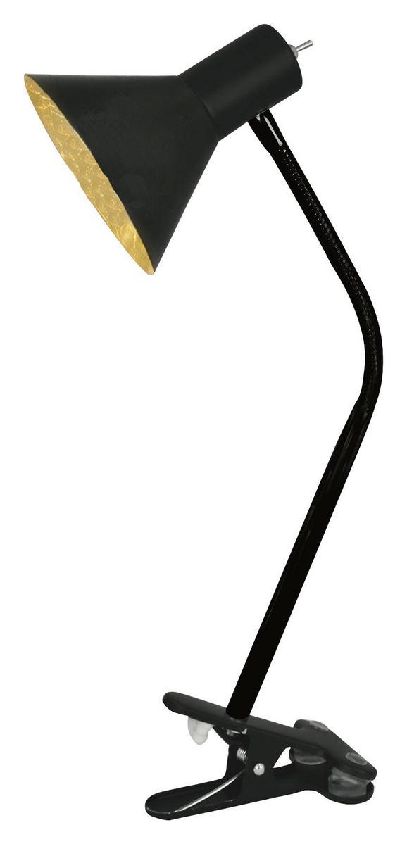 Svetilka S Sponko Goldi - Trendi, kovina/umetna masa (12/42cm) - Mömax modern living