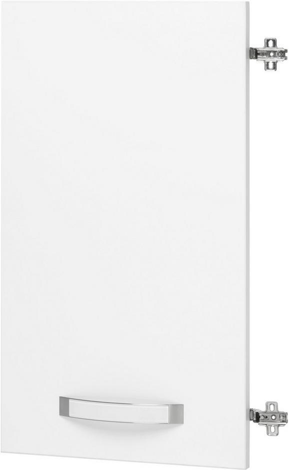 Vrata Ducato - bela, Moderno, kovina/les (39.4/70.1/1.8cm) - Premium Living