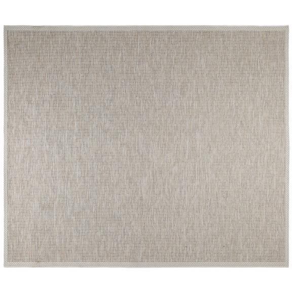Flachwebeteppich Jan 3 Beige ca.80x200cm - Beige, MODERN, Textil (80/200cm) - Mömax modern living
