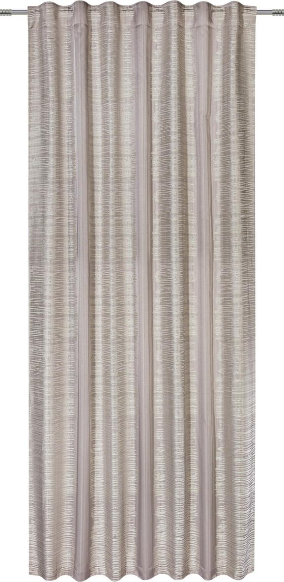 Končana Zavesa Maxima In Stein, Ca. 140x245cm - siva, Trendi, tekstil (140/245cm) - Mömax modern living
