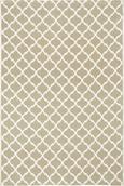Handwebteppich Ornament 120x180 cm - Beige/Weiß, KONVENTIONELL, Textil (120/180cm) - MÖMAX modern living
