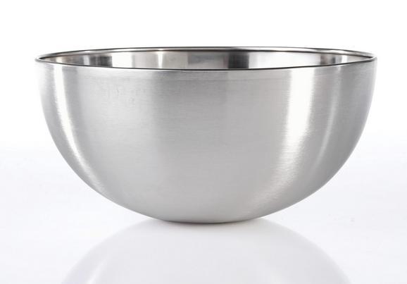 Skleda Vinzenz - nerjaveče jeklo, Moderno, kovina (29/13cm) - Mömax modern living