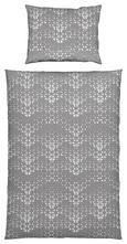 Posteljina Finn - siva, MODERN, tekstil (140/200cm) - Mömax modern living