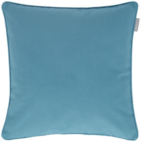 Prevleka Blazine Steffi Paspel - modra, tekstil (40/40cm) - Mömax modern living