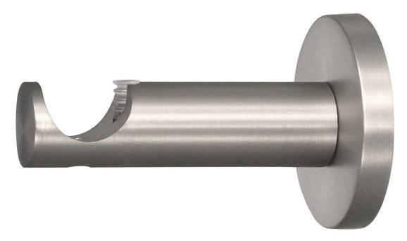 Nosilec Combi - nerjaveče jeklo, kovina (2cm) - Mömax modern living