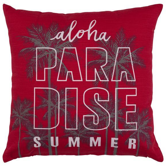 Díszpárna Paradise - Pink, konvencionális, Textil (45/45cm) - Mömax modern living