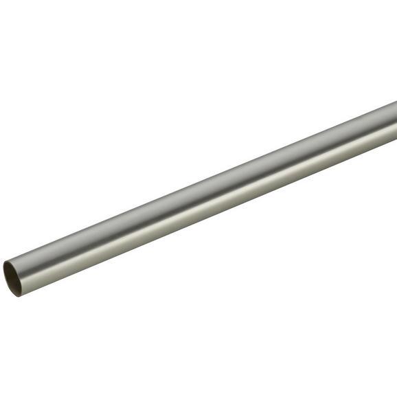 Drog Za Zaveso Combi - nerjaveče jeklo, kovina (200cm) - Mömax modern living