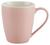 Kaffeebecher Sandy aus Keramik ca. 360ml - Rosa, KONVENTIONELL, Keramik (8,9/10/cm) - Mömax modern living