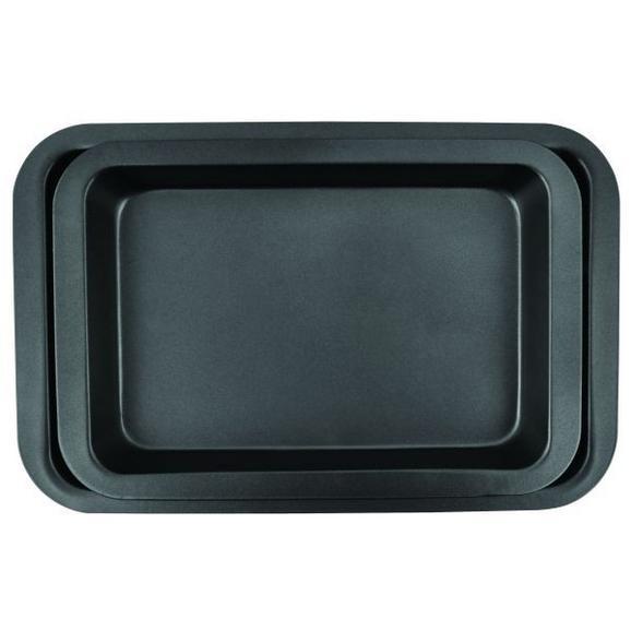 Set Pekačev Sophie - 2-delni Set - črna, kovina - Mömax modern living
