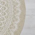 Ravno Tkana Preproga Mila - svetlo rjava, tekstil (100cm) - Mömax modern living