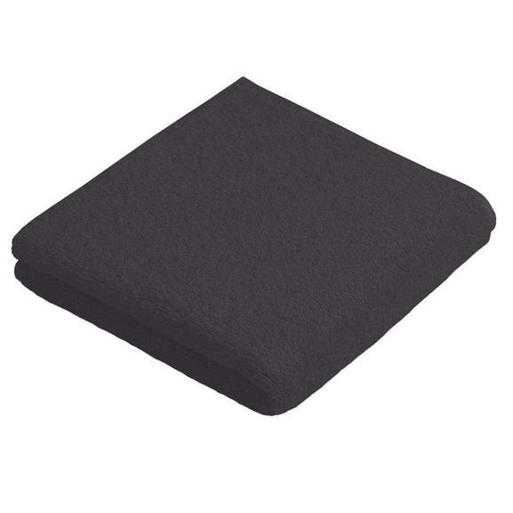 Kéztörlő Vossen New Generation - antracit, textil (30/50cm)