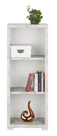 Regal Line4 - siva/bela, Moderno, leseni material (44/112/36cm) - Mömax modern living