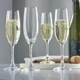 Spiegelau Champagnergläserset Winelovers 4er Set - Klar, MODERN, Glas (21,9cm) - Spiegelau