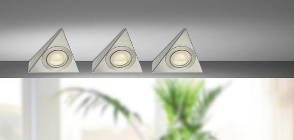 Unterbauleuchte Ulla max. 20 Watt - Metall (1cm) - MÖMAX modern living