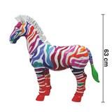 Dekopferd Freese - Multicolor, LIFESTYLE, Kunststoff (68/20/63cm) - PREMIUM LIVING