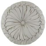 Díszpárna Round - Ezüst, Lifestyle, Textil (38cm) - Mömax modern living