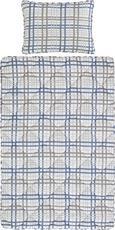 Bettenset Vera, ca. 140x200cm - Blau/Rosa, Textil (140/200cm) - Mömax modern living