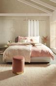 Kuscheldecke Mohair in Rosa ca. 130x170cm - Rosa, ROMANTIK / LANDHAUS, Textil (130/170cm) - Mömax modern living