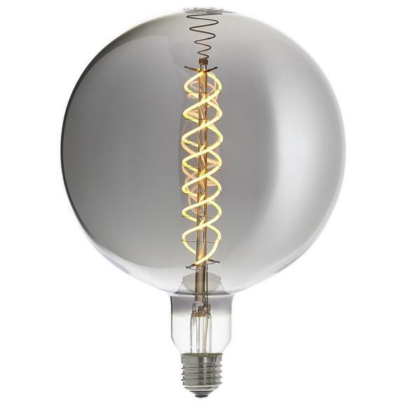 Deko-Leuchtmittel Suva 3 max. 6 Watt - Glas/Metall (18/23cm) - Modern Living